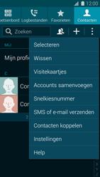 Samsung G900F Galaxy S5 - Contactgegevens overzetten - delen via Bluetooth - Stap 5