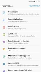 Samsung Galaxy A3 (2017) - Wifi - configuration manuelle - Étape 3