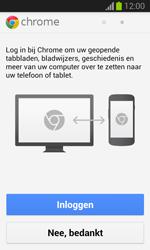 Samsung S7390 Galaxy Trend Lite - Internet - Internetten - Stap 4