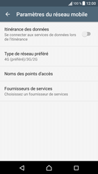 Sony Sony Xperia E5 (F3313) - Réseau - Activer 4G/LTE - Étape 8