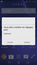 Sony Xperia E3 - Internet - configuration automatique - Étape 6