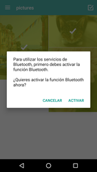 Motorola Moto G 3rd Gen. (2015) (XT1541) - Bluetooth - Transferir archivos a través de Bluetooth - Paso 12