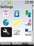 Nokia 2720 fold - MMS - Manual configuration - Step 3