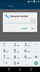 Alcatel Idol 3 (4.7) - Voicemail - Manual configuration - Step 10