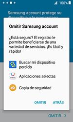 Samsung Galaxy J1 (2016) (J120) - Primeros pasos - Activar el equipo - Paso 16
