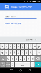 Huawei Y6 II Compact - E-mail - Configuration manuelle (gmail) - Étape 11