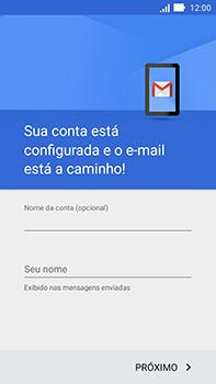 Asus Zenfone Go - Email - Como configurar seu celular para receber e enviar e-mails - Etapa 14