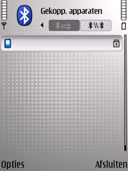 Nokia E66 - Bluetooth - Headset, carkit verbinding - Stap 11