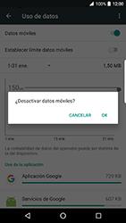 BlackBerry DTEK 50 - Internet - Activar o desactivar la conexión de datos - Paso 6