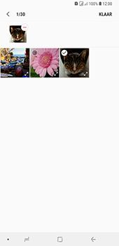 Samsung Galaxy A9 - E-mail - hoe te versturen - Stap 18