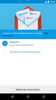 Motorola Moto X Style - E-mail - Handmatig instellen - Stap 17