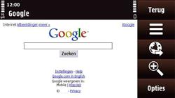Nokia N97 Mini - Internet - internetten - Stap 7