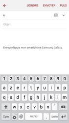 Samsung Galaxy J3 (2016) - E-mails - Envoyer un e-mail - Étape 5