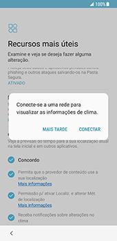 Samsung Galaxy S8 - Primeiros passos - Como ativar seu aparelho - Etapa 19