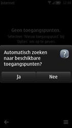 Nokia 700 - Internet - Handmatig instellen - Stap 9