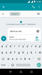 Nokia 1 - MMS - envoi d'images - Étape 10