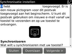 BlackBerry 9300 Curve 3G - E-mail - Handmatig instellen - Stap 11