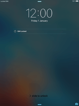 Apple iPad Pro (9.7) - Internet - Manual configuration - Step 13