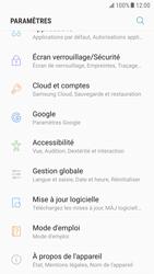 Samsung G920F Galaxy S6 - Android Nougat - Appareil - Mises à jour - Étape 5