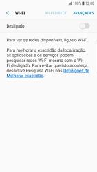 Samsung Galaxy S7 Edge - Android Nougat - Wi-Fi - Ligar a uma rede Wi-Fi -  6