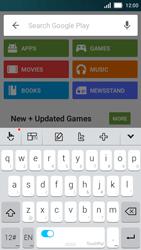 Huawei Y5 - Applications - MyProximus - Step 3