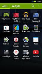 Acer Liquid E3 - Applications - Downloading applications - Step 3