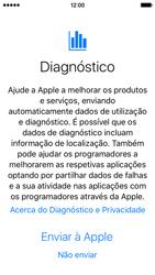 Apple iPhone 5s iOS 9 - Primeiros passos - Como ligar o telemóvel pela primeira vez -  22