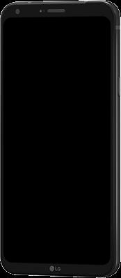 LG Q6 - Device maintenance - Soft reset (forced reboot) - Step 2