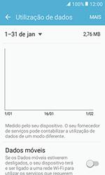 Samsung Galaxy Xcover 3 (G389) - Internet no telemóvel - Como ativar os dados móveis -  5