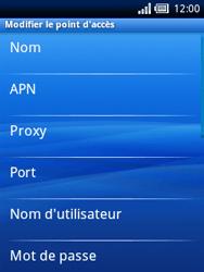 Sony Ericsson Xperia X10 Mini - Internet - Configuration manuelle - Étape 8