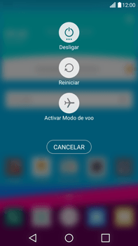 LG G4 - Internet no telemóvel - Como configurar ligação à internet -  27