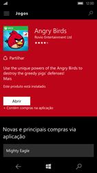 Microsoft Lumia 650 - Aplicações - Como pesquisar e instalar aplicações -  17