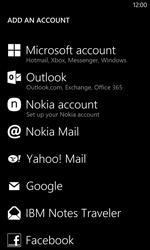 Nokia Lumia 1020 - Email - Manual configuration POP3 with SMTP verification - Step 6