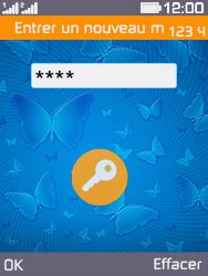 Archos F28 - Sécuriser votre mobile - Activer le code de verrouillage - Étape 12