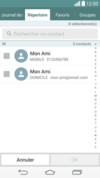 LG D855 G3 - Contact, Appels, SMS/MMS - Envoyer un SMS - Étape 6