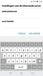 LG K11 - E-mail - Account instellen (POP3 zonder SMTP-verificatie) - Stap 13