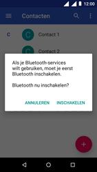 Nokia 1 - Contactgegevens overzetten - delen via Bluetooth - Stap 10