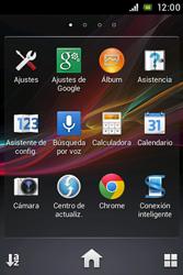 Sony Xperia E - Internet - Configurar Internet - Paso 3