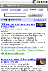 Samsung I5700 Galaxy Spica - Internet - Internetten - Stap 12