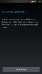 HTC Desire 601 - Applicaties - Account aanmaken - Stap 21