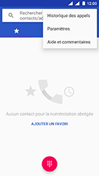 Nokia 3 - Android Oreo - Messagerie vocale - configuration manuelle - Étape 6
