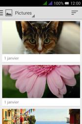 Alcatel Pixi 3 Dual Sim - E-mails - Envoyer un e-mail - Étape 16