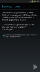 Samsung Galaxy Core LTE 4G (SM-G386F) - Applicaties - Account aanmaken - Stap 22