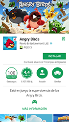 Samsung Galaxy A3 (2017) (A320) - Aplicaciones - Descargar aplicaciones - Paso 18