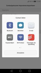 Huawei P9 Lite - Contactgegevens overzetten - delen via Bluetooth - Stap 9