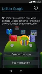 HTC Desire 510 - Premiers pas - Créer un compte - Étape 9