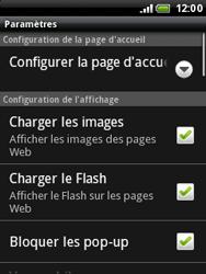 HTC A3333 Wildfire - Internet - Configuration manuelle - Étape 17
