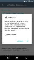 Sony Xperia XZ Premium - Internet - activer ou désactiver - Étape 6