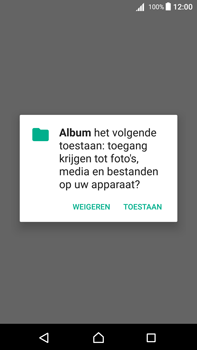 Sony Xperia Z5 Premium - Android Nougat - MMS - afbeeldingen verzenden - Stap 11