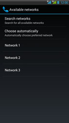 HTC Desire 516 - Network - Usage across the border - Step 9